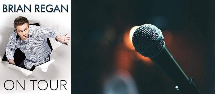 Brian Regan at Morrison Center for the Performing Arts