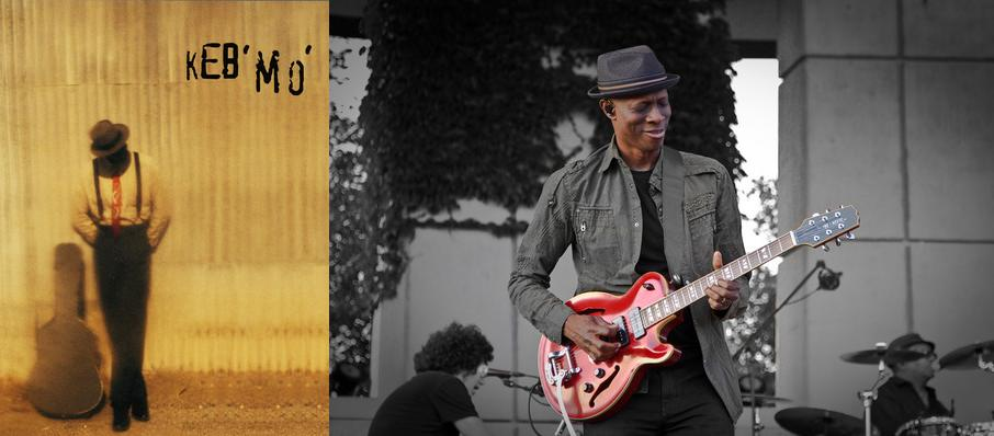Keb Mo at Egyptian Theatre