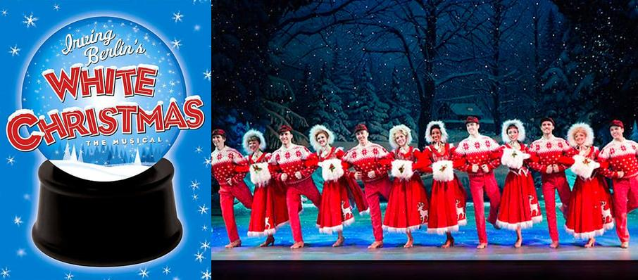 Irving Berlin's White Christmas at Morrison Center for the Performing Arts