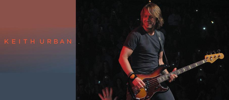 Keith Urban at Taco Bell Arena