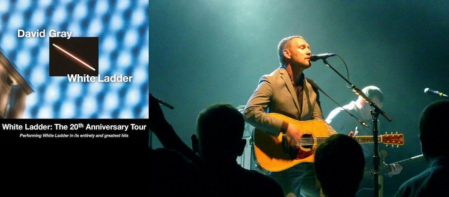 David Gray at Idaho Center Amphitheater