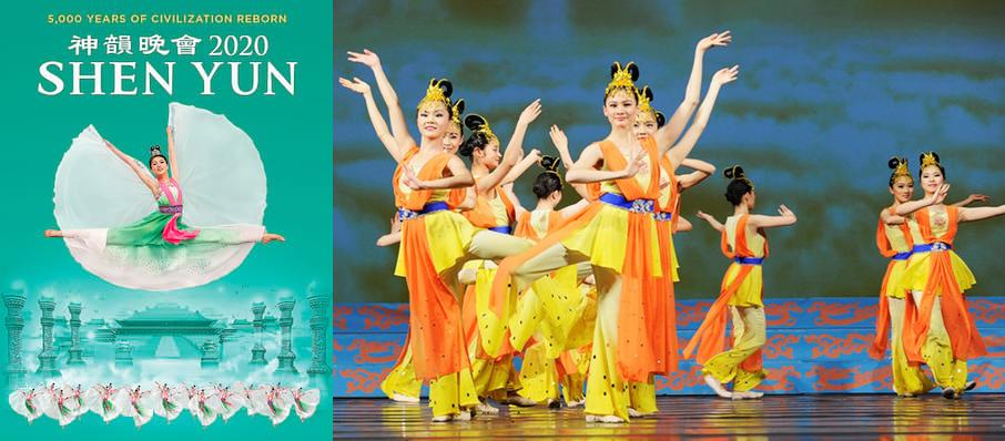 Shen Yun Performing Arts at Morrison Center for the Performing Arts