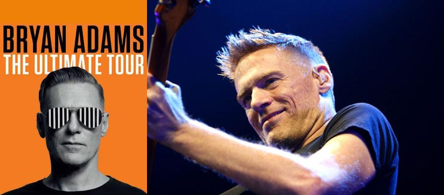 Bryan Adams at Idaho Center Amphitheater