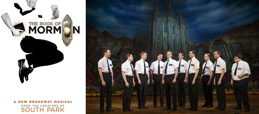 The Book of Mormon at Morrison Center for the Performing Arts