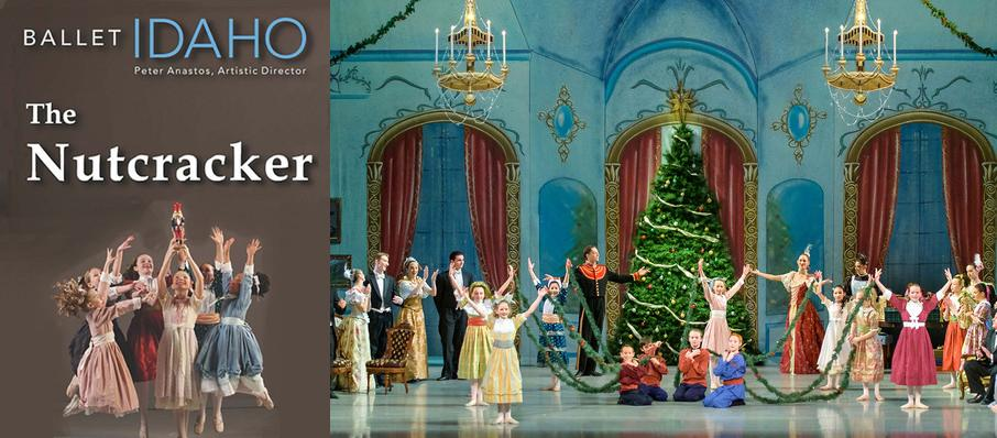 Ballet Idaho: The Nutcracker at Morrison Center for the Performing Arts