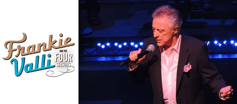Frankie Valli & The Four Seasons at Morrison Center for the Performing Arts
