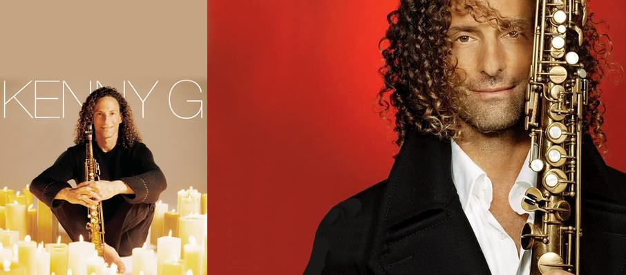 Kenny G. Holiday Show at Morrison Center for the Performing Arts