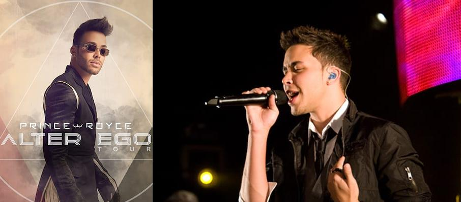 Prince Royce at Revolution Concert House and Event Center