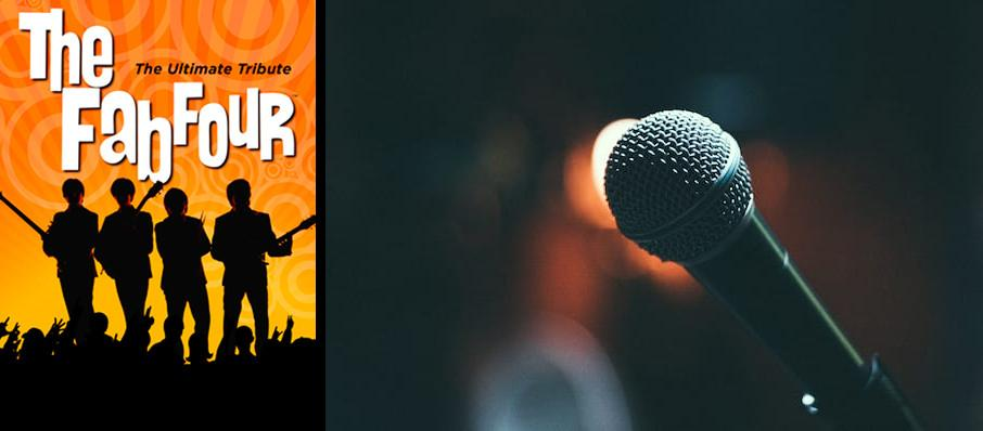 The Fab Four - The Ultimate Tribute at Egyptian Theatre