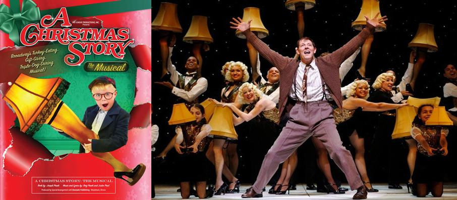 A Christmas Story at Morrison Center for the Performing Arts