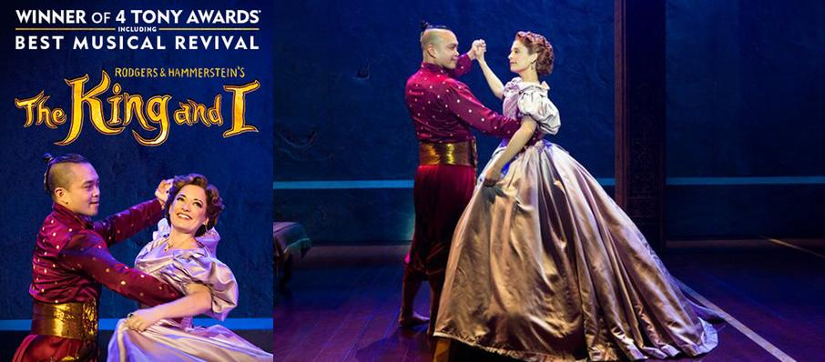 Rodgers & Hammerstein's The King and I at Morrison Center for the Performing Arts