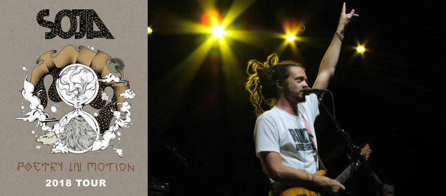 Soja at Knitting Factory Concert House