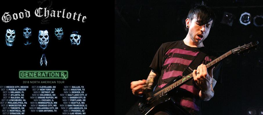 Good Charlotte at Revolution Concert House and Event Center