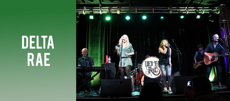 Delta Rae at Neurolux Lounge