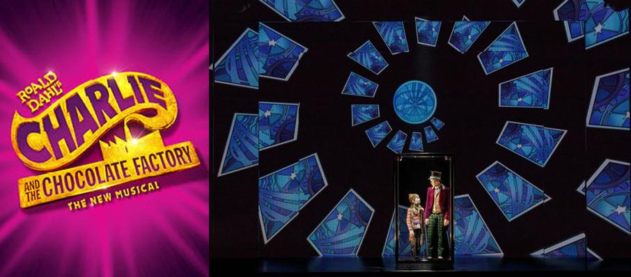 Charlie and the Chocolate Factory at Morrison Center for the Performing Arts