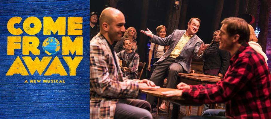 Come From Away at Morrison Center for the Performing Arts
