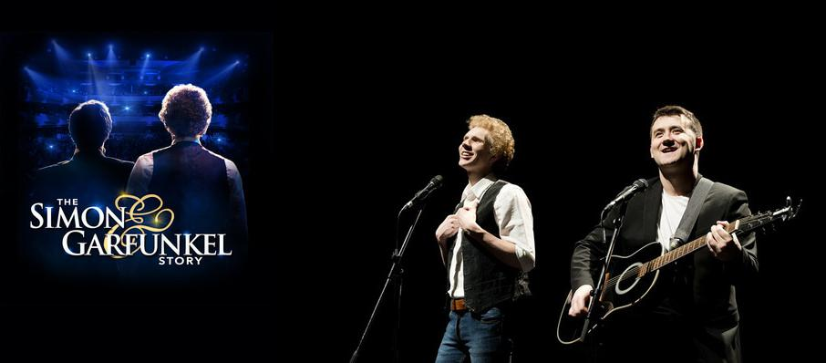 The Simon and Garfunkel Story at Morrison Center for the Performing Arts