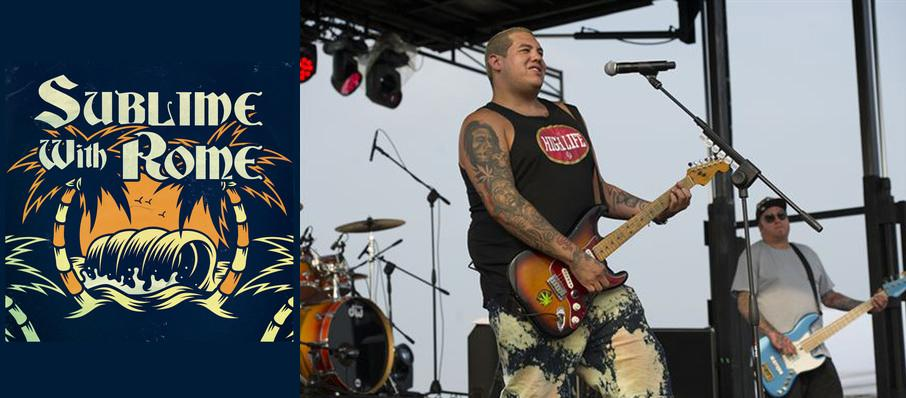 Sublime with Rome at Idaho Center Amphitheater
