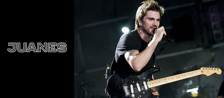 Juanes at Revolution Concert House and Event Center
