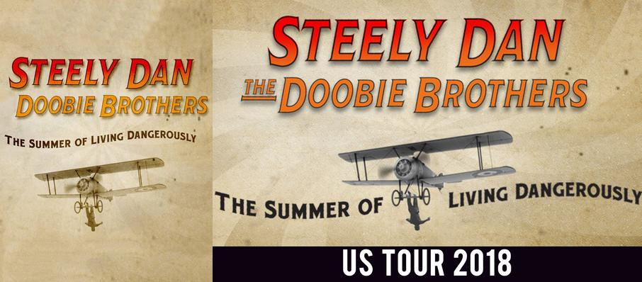 Steely Dan and The Doobie Brothers at Taco Bell Arena