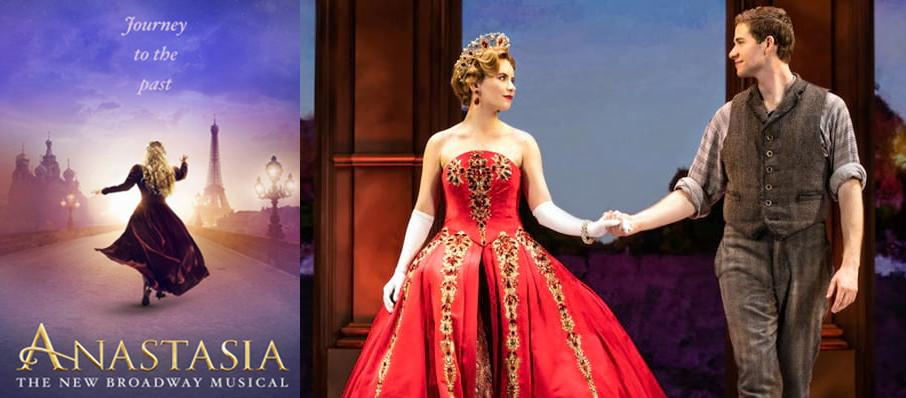 Anastasia at Morrison Center for the Performing Arts