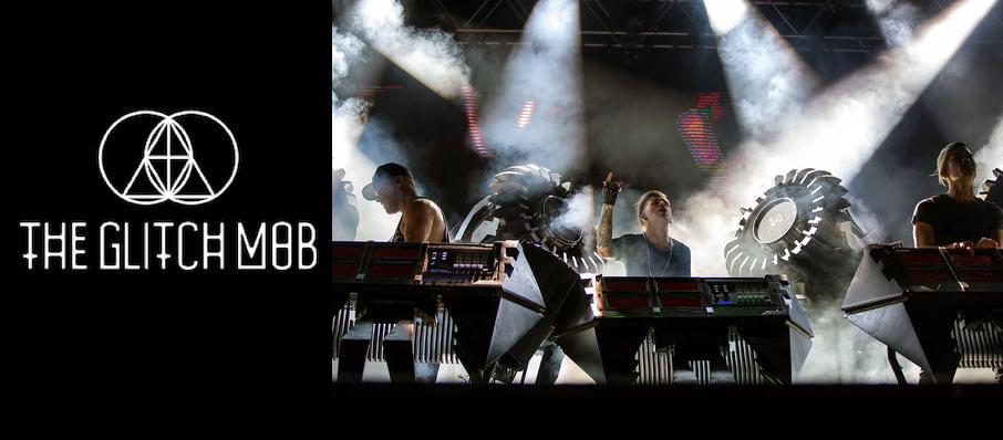 The Glitch Mob at Revolution Concert House and Event Center