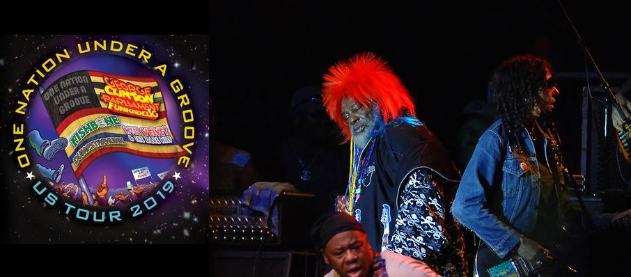 George Clinton and Parliament Funkadelic at Revolution Concert House and Event Center