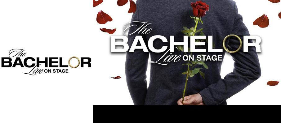 The Bachelor Live On Stage at Morrison Center for the Performing Arts