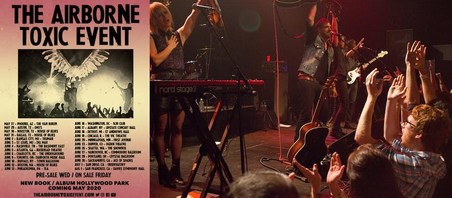 Airborne Toxic Event at Knitting Factory Concert House