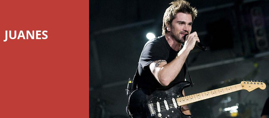 Juanes, Revolution Concert House and Event Center, Boise