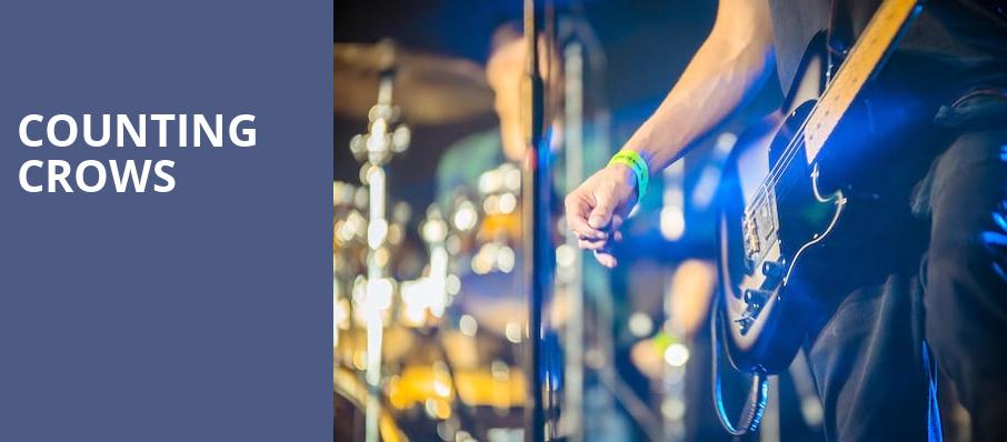 Counting Crows, Taco Bell Arena, Boise