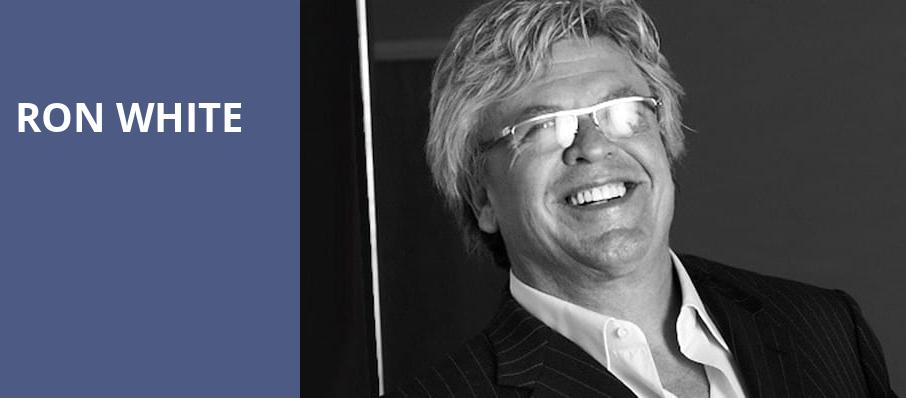 Ron White, Morrison Center for the Performing Arts, Boise
