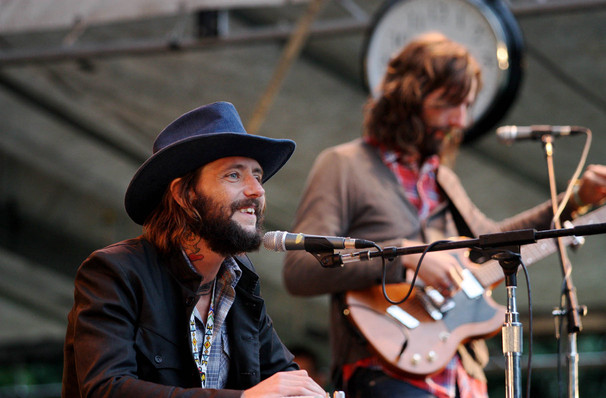 Band of Horses dates for your diary