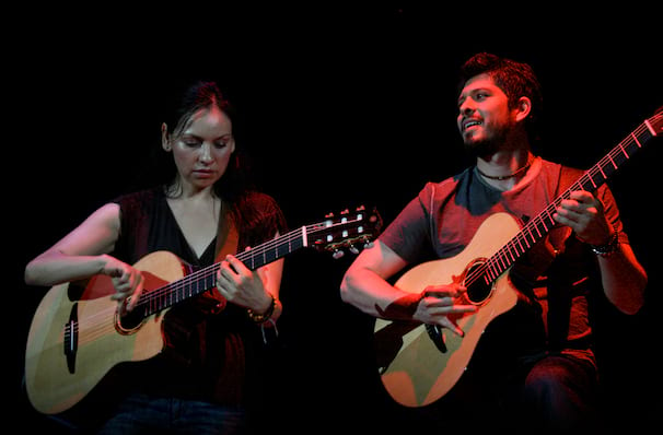 Rodrigo Y Gabriela, Morrison Center for the Performing Arts, Boise