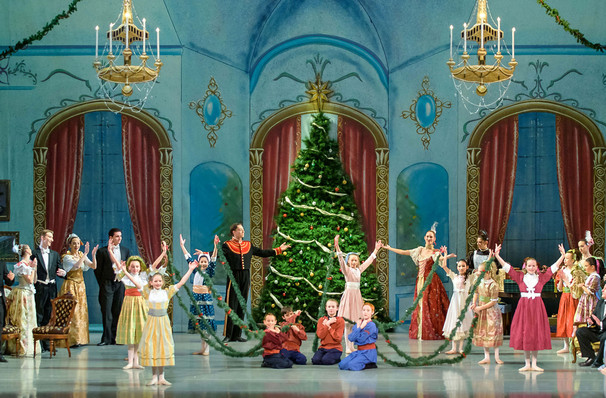 Ballet Idaho The Nutcracker, Morrison Center for the Performing Arts, Boise