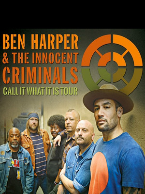 Ben Harper The Innocent Criminals, Revolution Concert House and Event Center, Boise